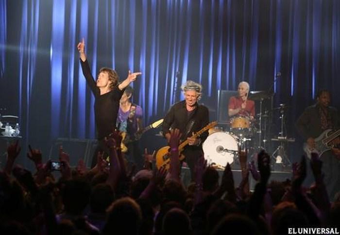 Los Rolling Stones dan un concierto sorpresa a cinco dólares la entrada