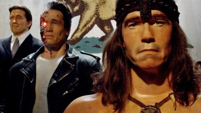 Arnold vuelve a vestirse de Conan