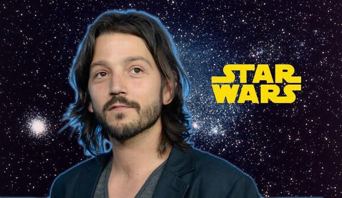 Diego Luna, ¿parte del elenco de Star Wars?