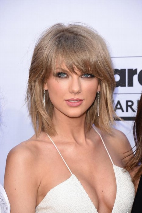 Taylor Swift, la mujer más hot del año