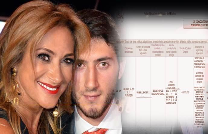 Hijo de Adela Micha, Carlos Gotlib Micha, es aviador en SEGOB, recibe millones de pesos por aplicaciones fantasma vendidas a Gobiernos Priistas