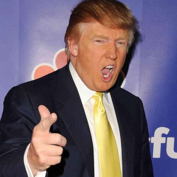 """Para Trump, los chinos """"son aún peores que los mexicanos"""""""