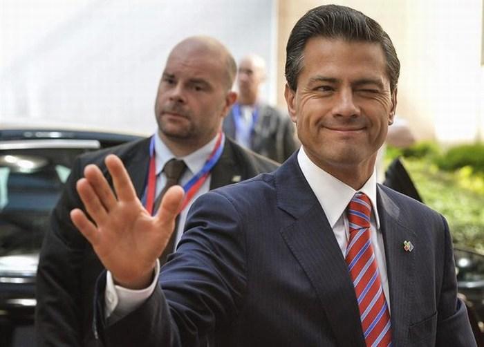 """Enrique Peña Nieto: la cerveza genera """"felicidad para muchos en el mundo"""""""
