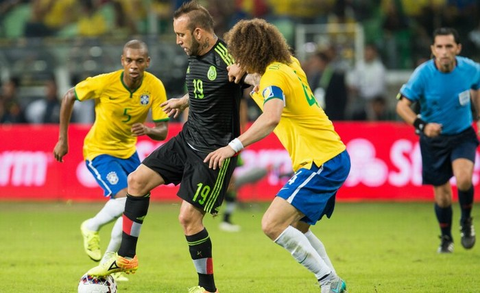 Brasil-México, en numeralias