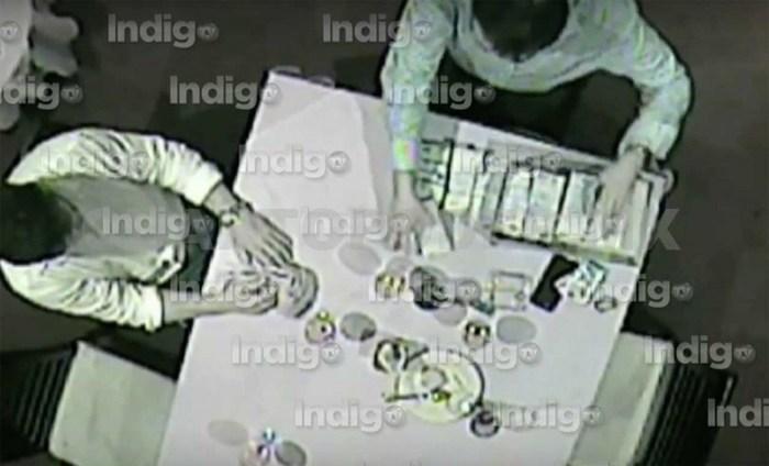 PAN deslinda candidato que recibe fajos de billetes en Tuxtla Gutiérrez