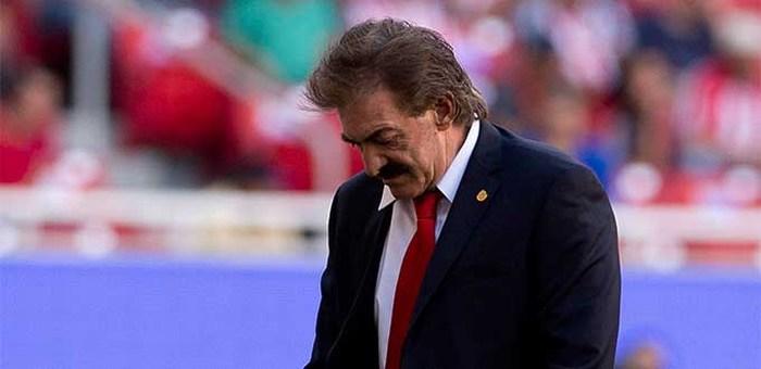 """""""En juego, la jerarquía del futbol mexicano"""": La Volpe"""