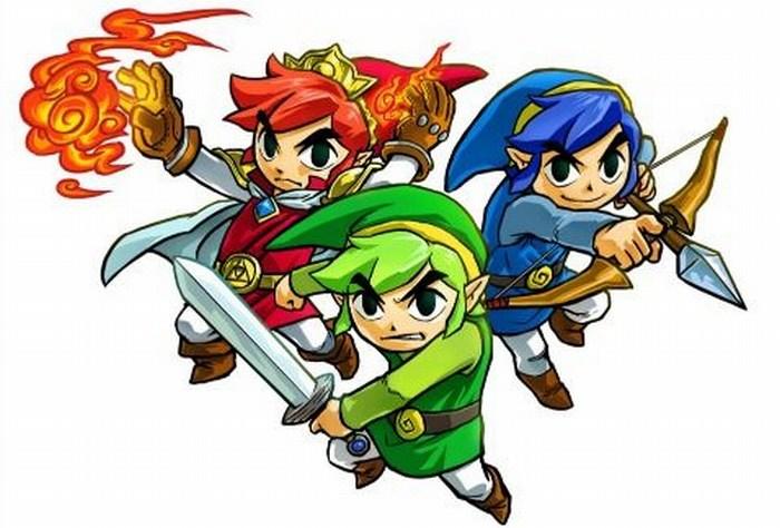 Nintendo regresa con The Legend of Zelda