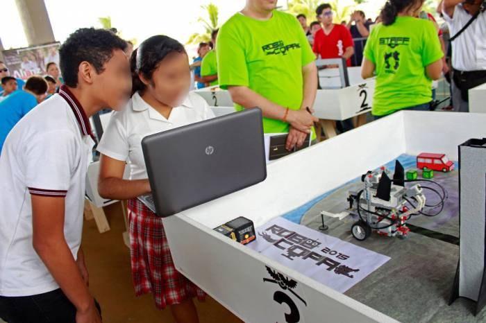'Robots' enseñarán matemáticas