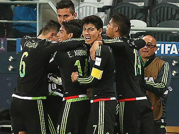 Sub 20: México venció a Uruguay y Colombia empató con Senegal