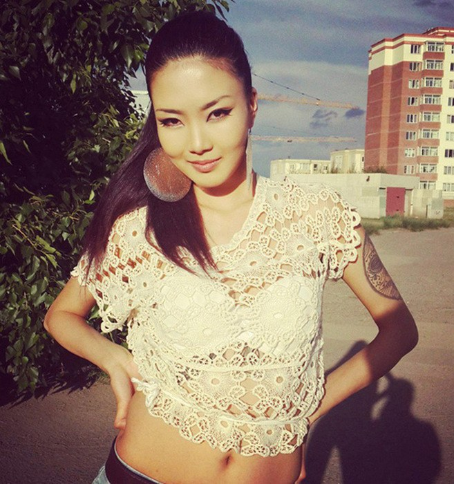 Mujeres de mongolia fotos
