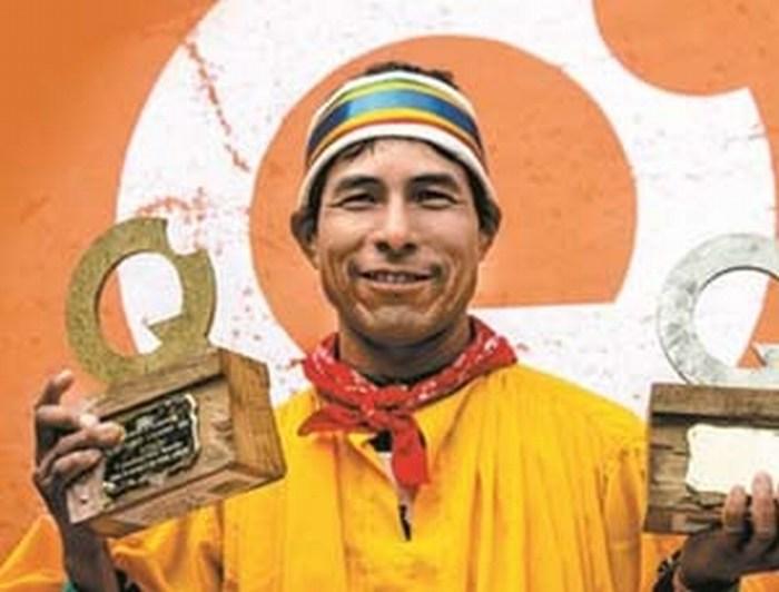 Tarahumara gana ultramaratón en España