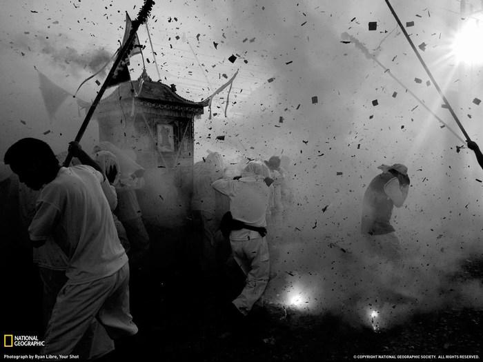 Excelentes fotos a blanco y negro.. National Geographic.
