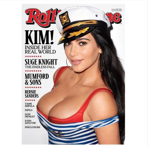 Kim Kardashian: Conocida cantante la llama prostituta
