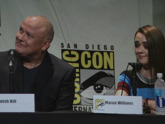 'Game of Thrones' invade el salón H de Comic-Con