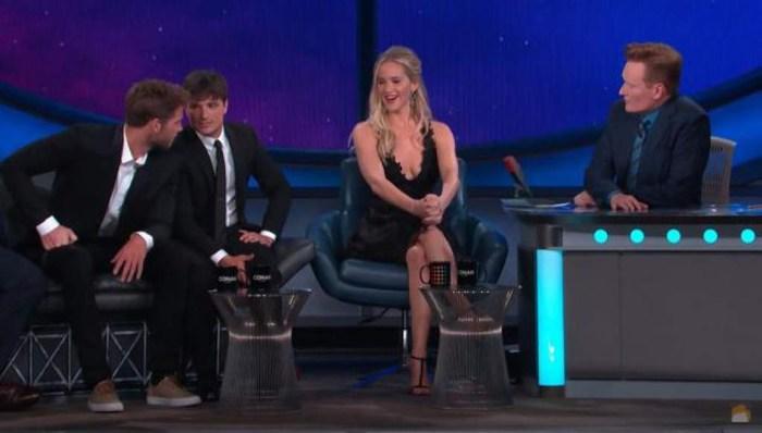 Jennifer Lawrence gana 10 mil dólares diciendo palabrotas