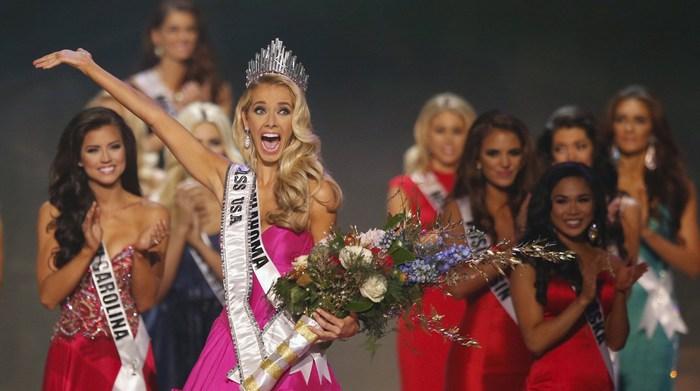 Miss USA: Olivia Jordan gana en plena polémica por Donald Trump
