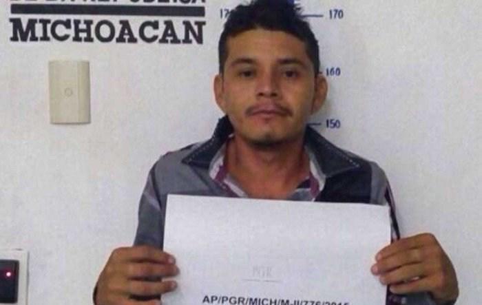 Reaprehenden a Cemeí Verdía por robo y homicidio calificado