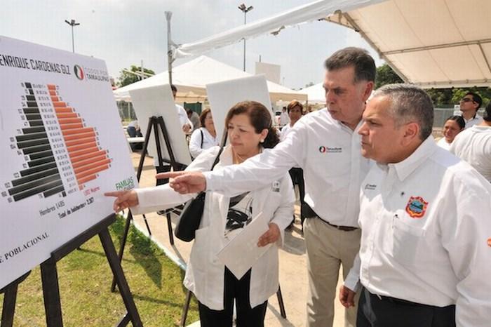 Más de 3 mmdp invierte Tamaulipas en infraestructura de salud