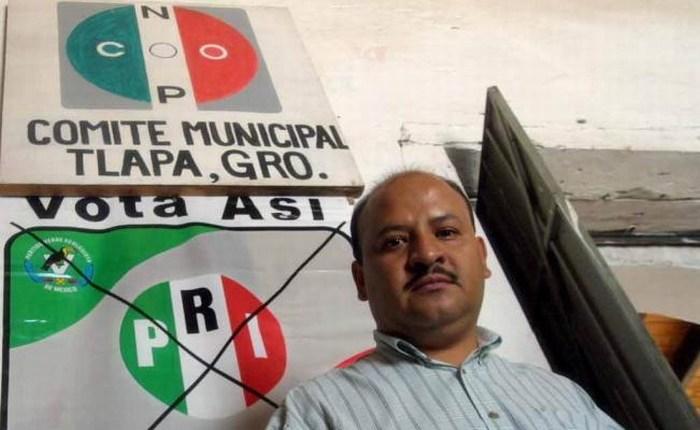 Fallece alcalde electo de Tlapa, Guerrero