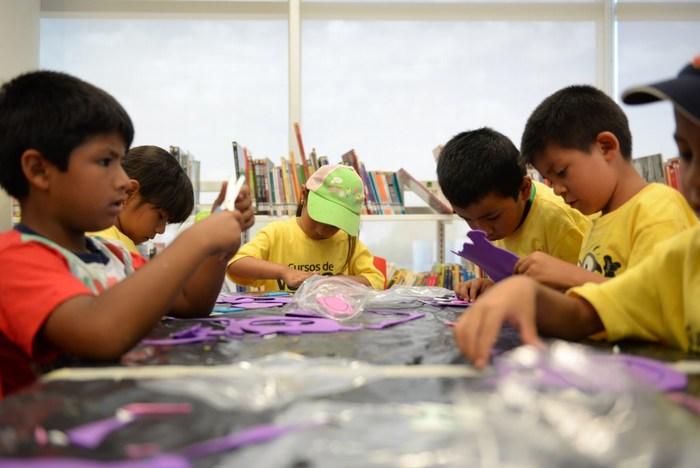 Saltillo: Un éxito inscripciones para cursos de verano en los Biblioparques