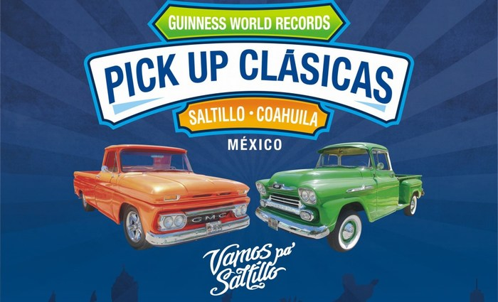 Habrá en Saltillo Gran Desfile de camionetas antiguas
