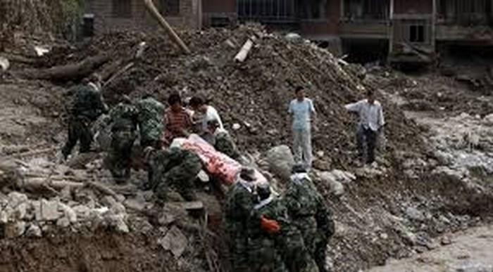 Al menos 38 muertos por deslizamientos de tierras en la India