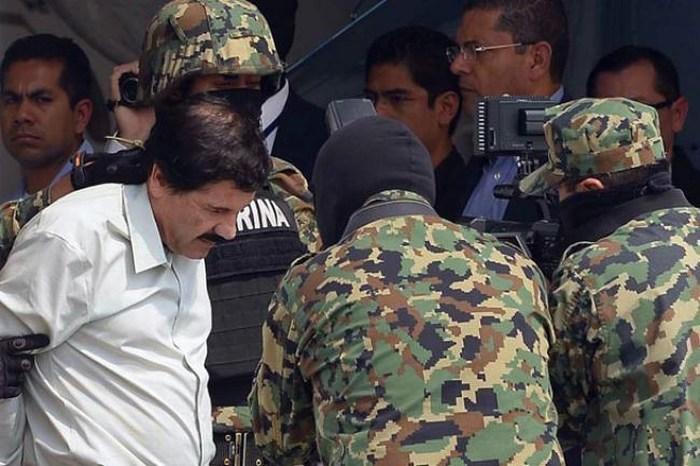 """Detienen a siete funcionarios por fuga de """"El Chapo"""""""