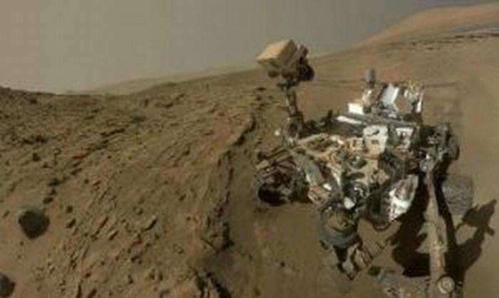 La NASA publica el 'Google Earth' de Marte