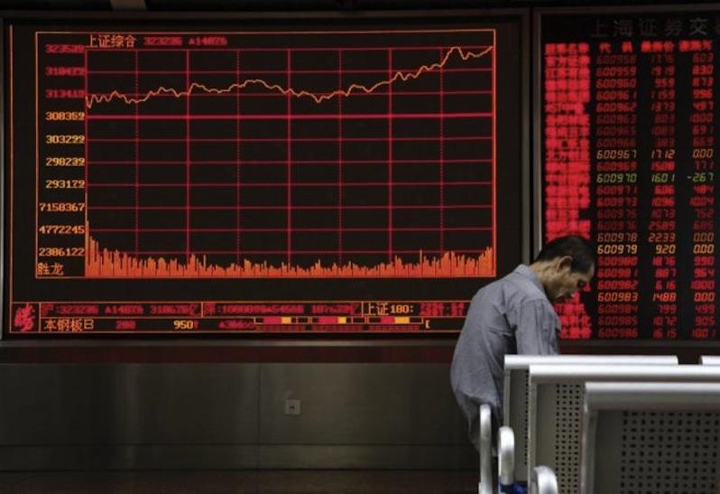 Bolsas de Asia caen por tercera sesión consecutiva