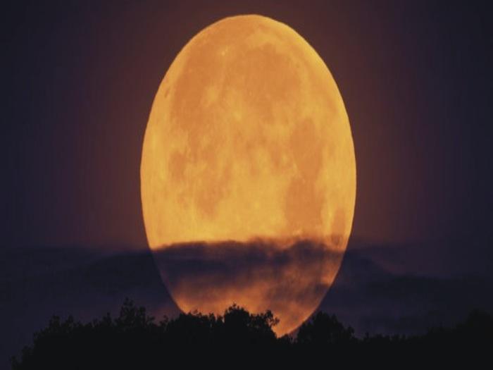 El eclipse de superluna