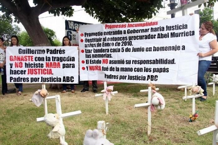 Reclaman a Padrés promesas por ABC