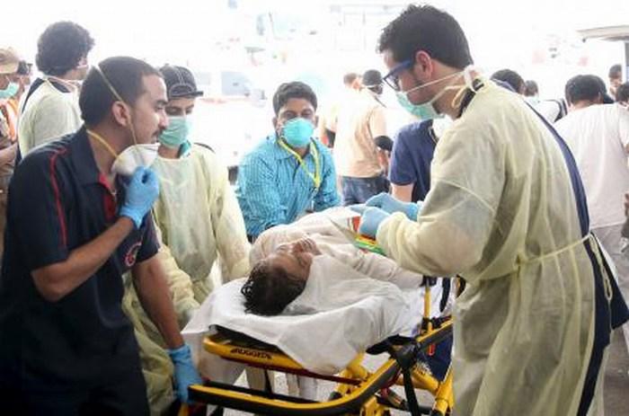 Estampida en La Meca deja 717 muertos
