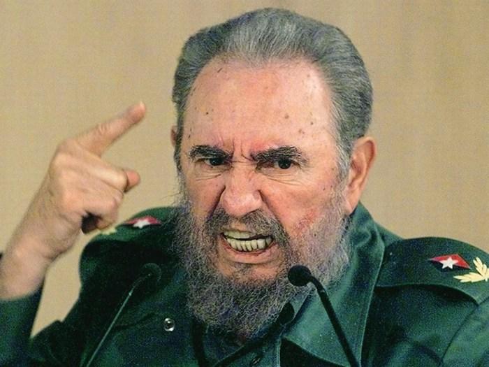 Desvela a Fidel Castro un libro que cuenta sus secretos sexuales