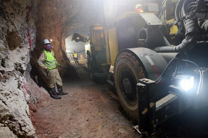 Producción minera continuó su declive durante julio