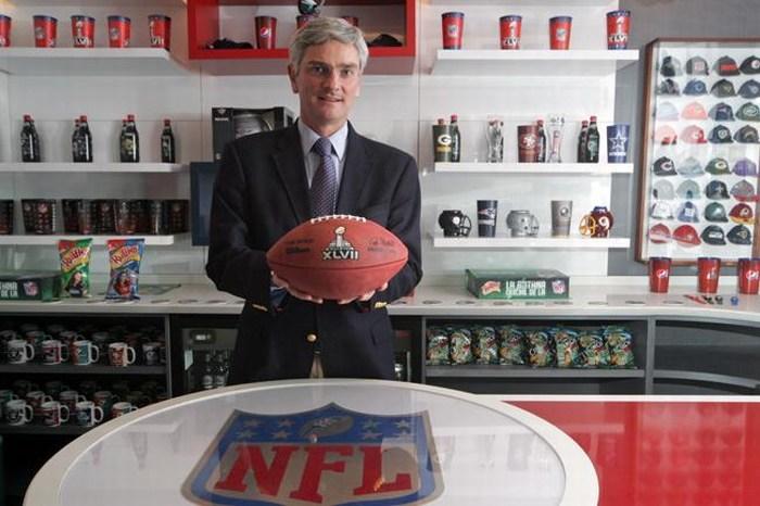 El negocio de NFL en México creció 300%