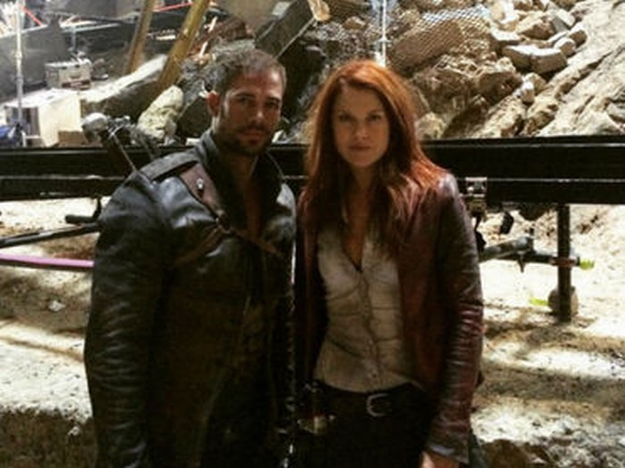 Primera imagen de William Levy en 'Resident Evil'