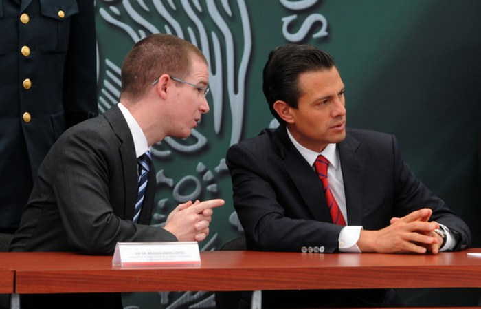 Exige Anaya al PRI y al Ejecutivo abrir el debate sobre cambios fiscales