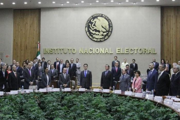 Inicia sesión del INE para posible liquidación de PT