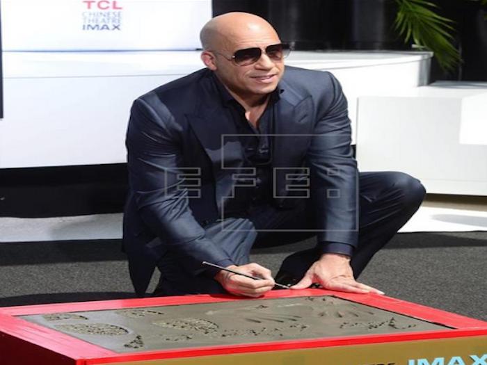 """Vin Diesel: """"He sido pobre y dichoso, y rico e infeliz"""""""