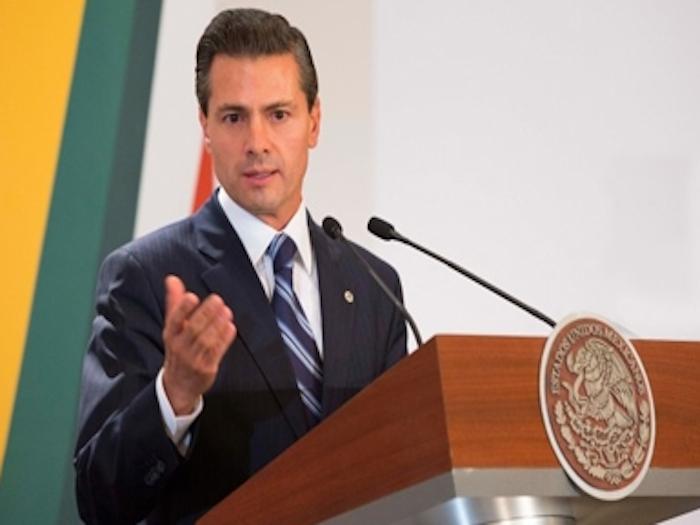 Convoca Peña Nieto a estrechar relación bilateral con Canadá.