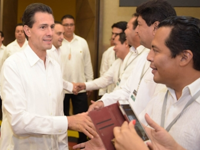 Reducción de pobreza se logrará con mayor producción del campo: Peña Nieto