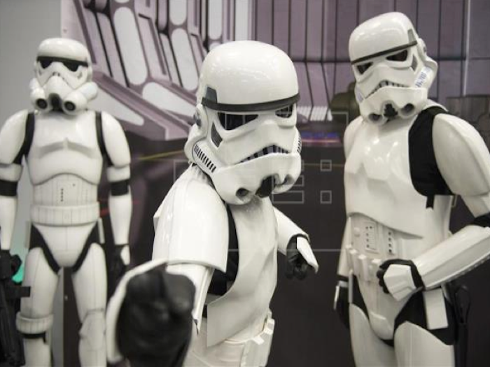 """La nueva cinta de """"Star Wars"""" rompe el récord de ventas por adelantado en un día."""