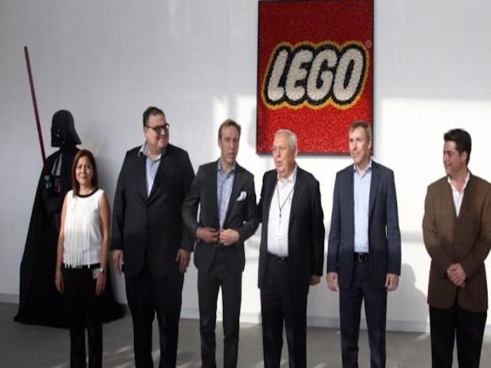 Lego abrirá nueva planta en México; invertirá 800 mdd