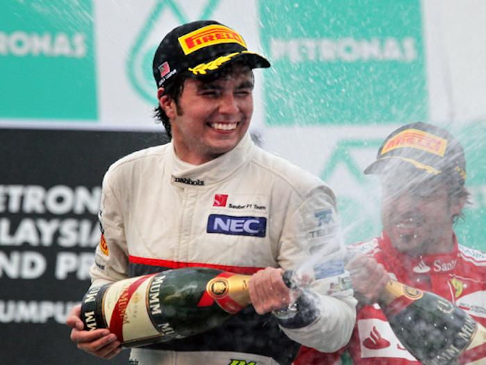 Sergio Pérez asegura que dejará todo durante Gran Premio de México