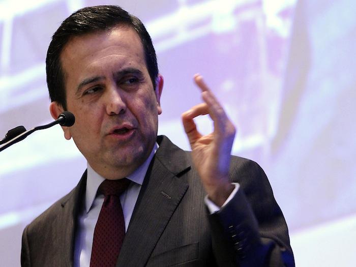 """Hay """"muchos avances"""" sobre sector automotor en negociación TPP: secretario de Economía México"""