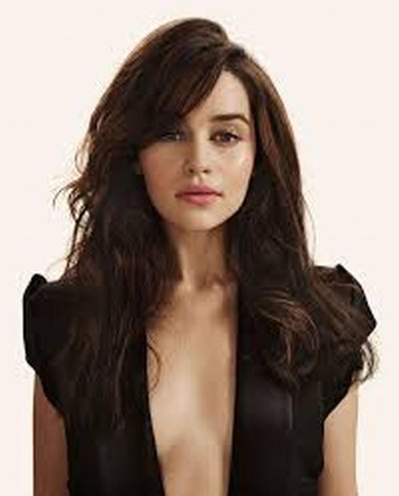 Emilia Clarke, la mujer viva más sexy, según Esquire