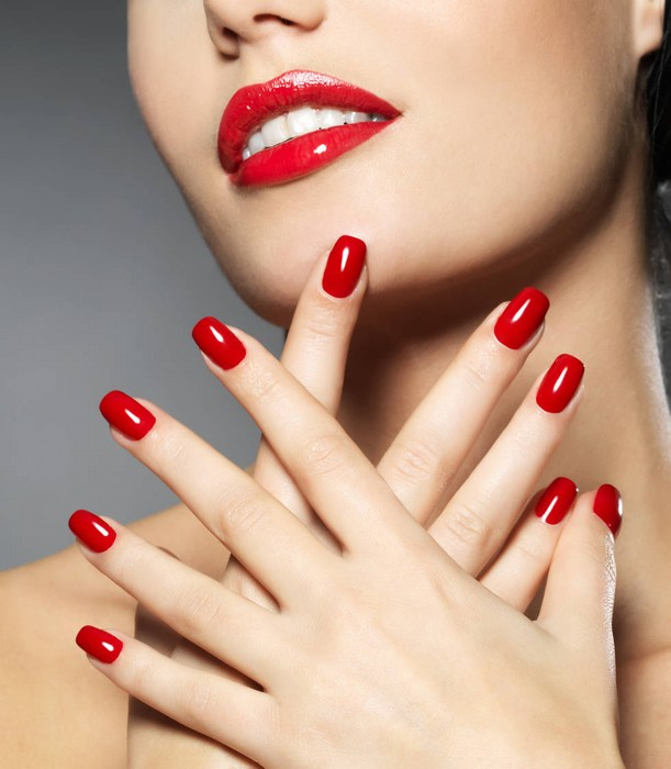 Ajuaa Punto Com El esmalte de uñas podría subirte de peso