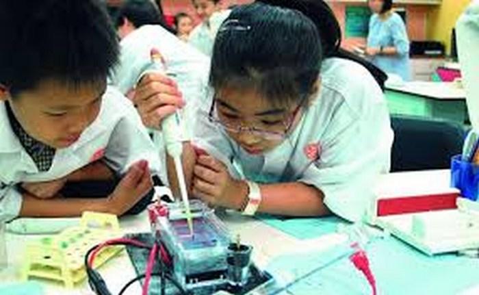 ¿Por qué niños de Singapur son tan inteligentes?