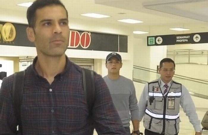 Rafa Márquez y Chicharito ya están en México para incorporarse a la concentración