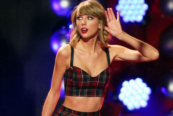 Taylor Swift encabeza con seis nominaciones premios American Music